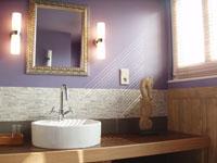 Hotel du Point de Vue à Chiny les chambres de charme avec salle de bain 2