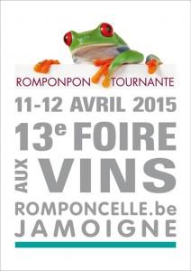 Romponpon 2015 affiche