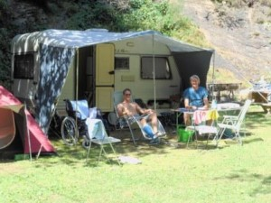Camping le Canada à Chiny
