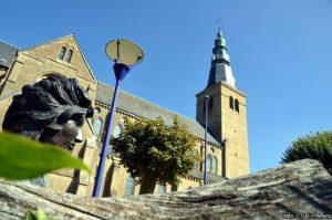 La magnifique Eglise de Florenville