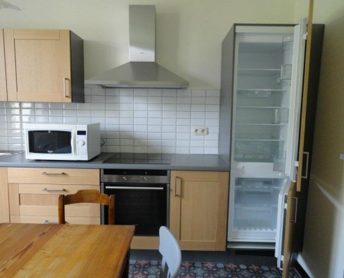 Embarcadere 56 cuisine frigo