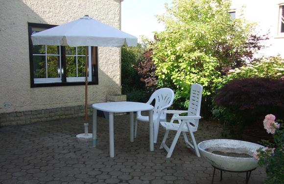 Gîte l'Envolée terrasse privative