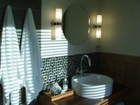 Hotel du Point de Vue à Chiny les chambres de charme avec salle de bain
