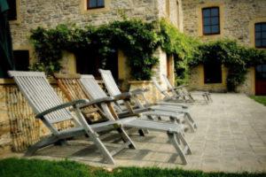Gîte Le Charmois, plaisirs du jardin