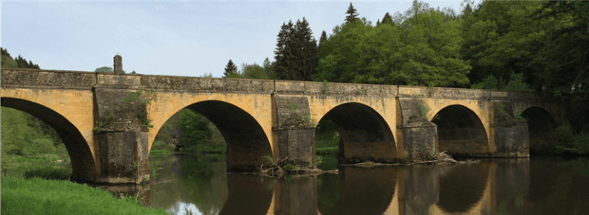 Pont Saint-Nicolas à Chiny